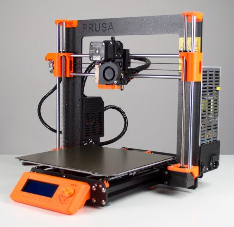 picture relating to Prusa Printable Parts referred to as Prusa i3 MK3 printer The Deep River Railroad